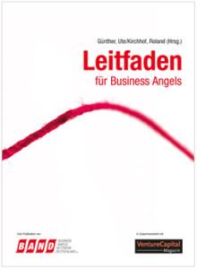 Buch Cover Leitfaden für Business Angels