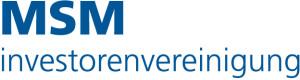 MSM Investorenvereinigung